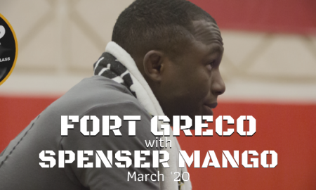 spenser mango, fort greco, march '20