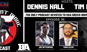 episode 36, betterman and allen