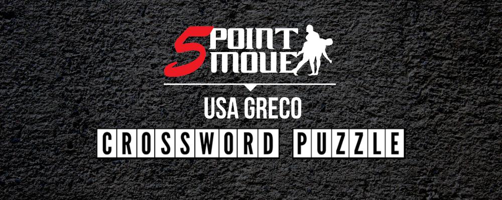 greco-roman crossword puzzle