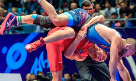 chunayev, 2019 worlds