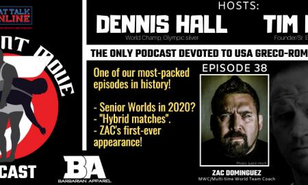 episode 38, zac dominguez