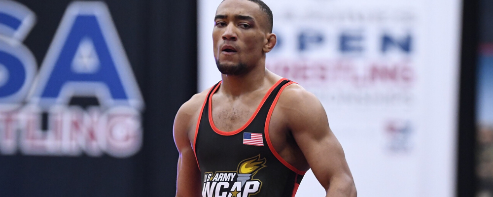 mike fuenffinger, us army, 60 kg