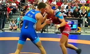 staebler vs surkov, match breakdown