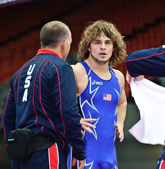 jake fisher, 2010 world championships