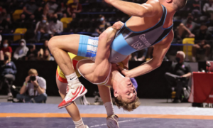 benji peak, 2020 national champ, greco-roman