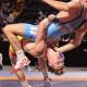 benji peak, 2020 national champ, greco-roman