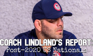 lindland, post 2020 nationals