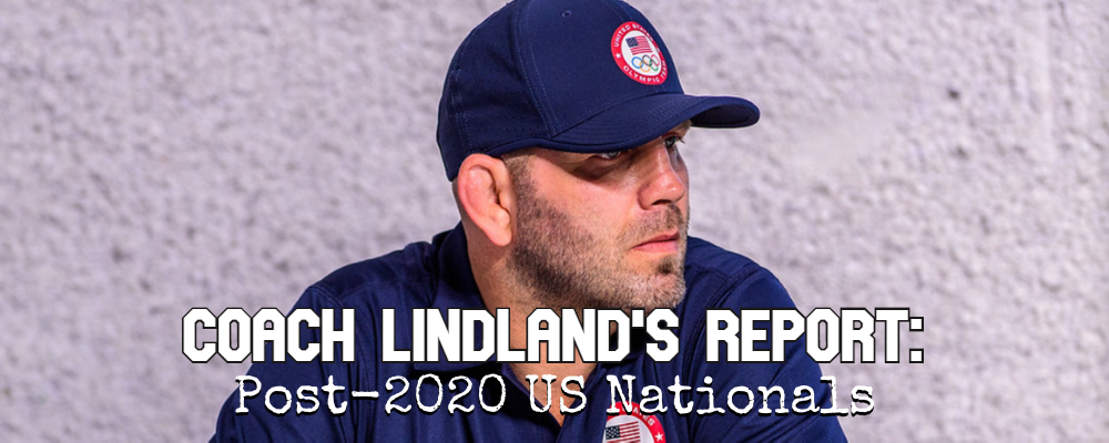 lindland, post 2020 nationals