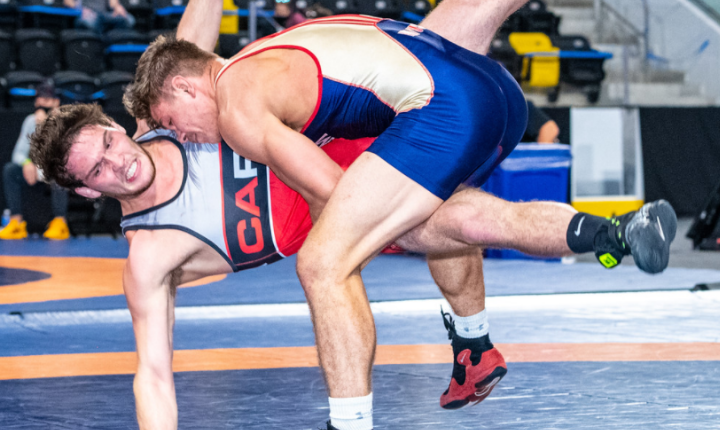, Ryan Epps Reflects On Augsburg, New Start In Greco