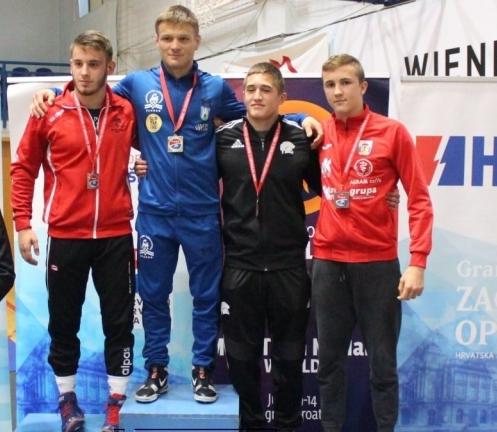 dominik etlinger, croatia national champ