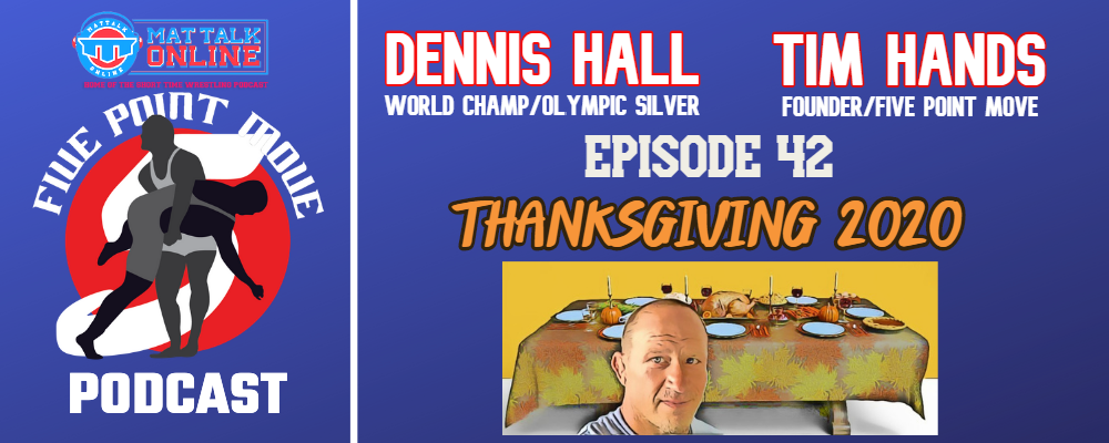 episode 42, thanksgiving 2020
