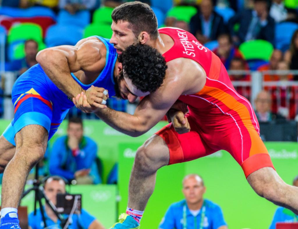 davor stefanek, 2016 olympic gold