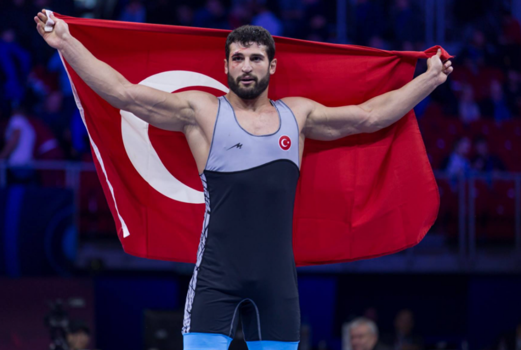 metehan basar, 2018 world champion