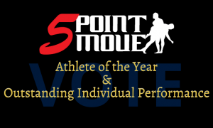 2020 Athlete of the Year & Outstanding Individual Performance
