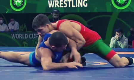 kiril maskevich, 2020 individual world cup