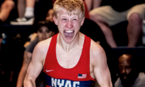 dalton roberts, army world class athletes program