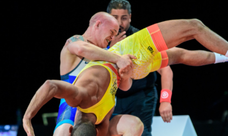 top 10 greco-roman matches of 2020