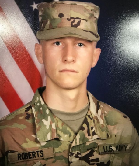 roberts, army wcap