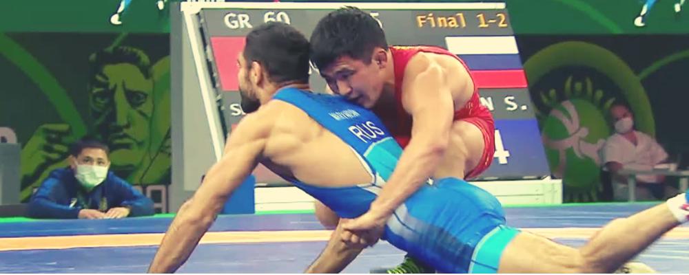 sharshenbekov, individual world cup gold