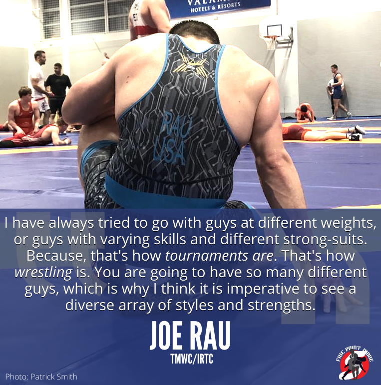 joe rau quote