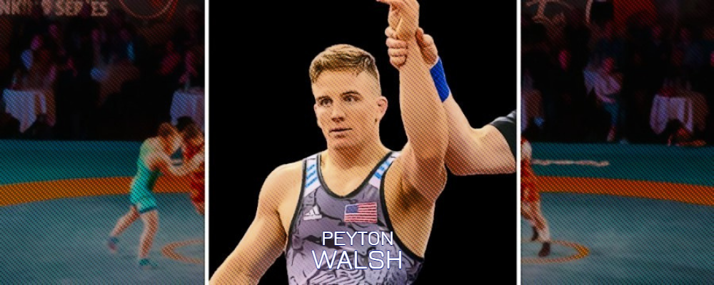 peyton walsh, marines