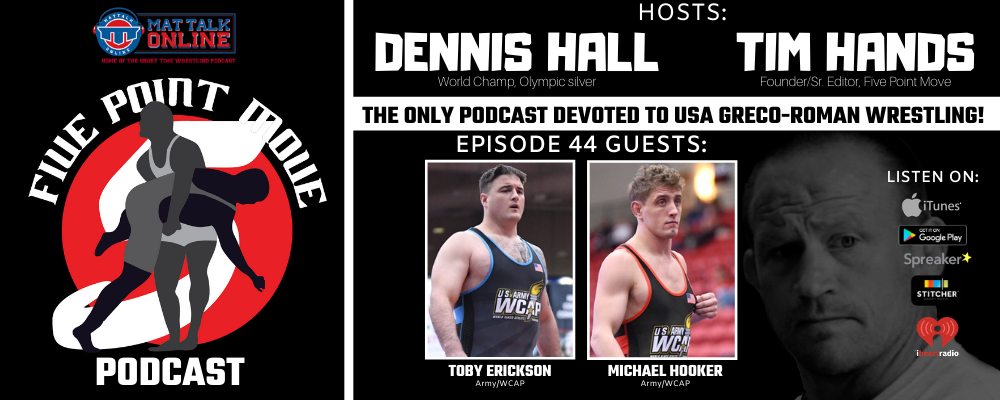 episode 44 with hooker and erickson