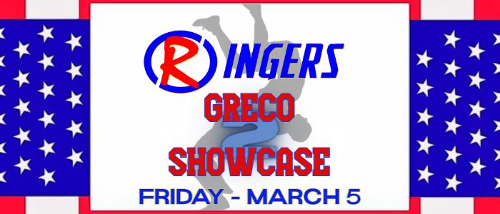 ringers greco showcase 2