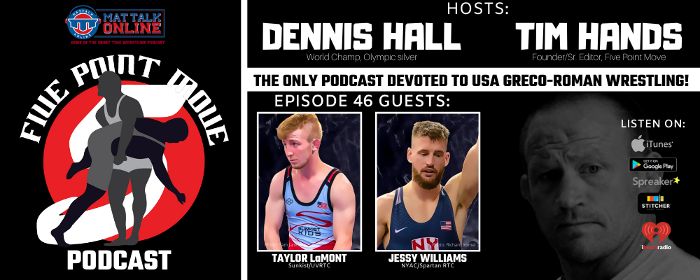 episode 46 with lamont and williams
