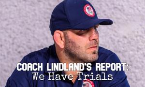 lindland, pre 2020 Olympic Trials