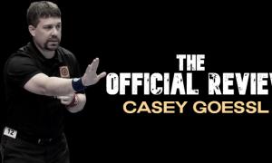 the official reveiw, casey goessl