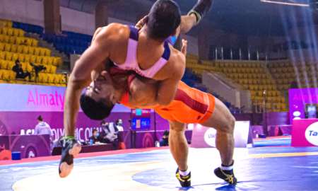 asian olympic games qualifier, greco-roman wrestling