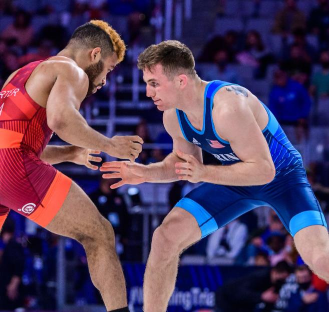 peyton walsh, olympic trials
