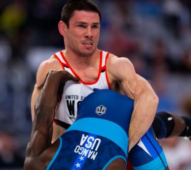 ildar hafizov, 2020 us olympian