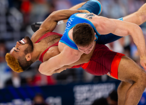 jesse porter, 2021 olympic team trials champion