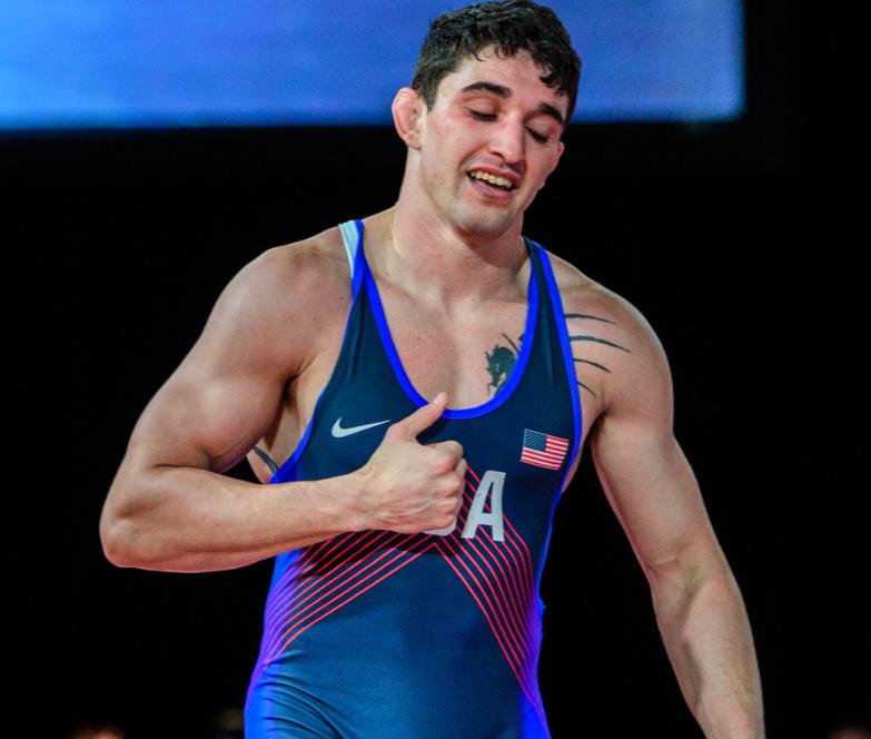 alex sancho, 2020 pan-am olympic qualifier