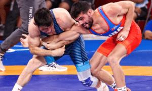 ildar hafizov, tokyo olympics