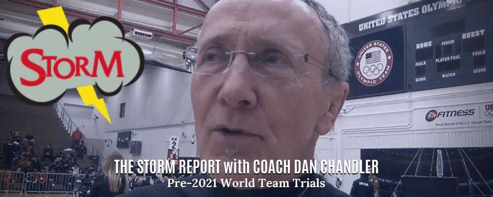 dan chandler, 2021 world team trials, minnesota storm
