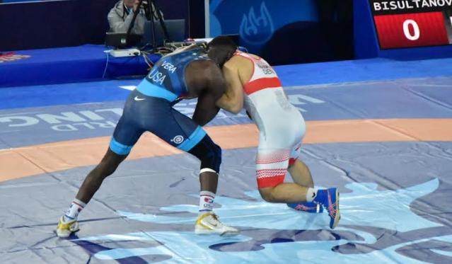 alan vera, 2021 world championships